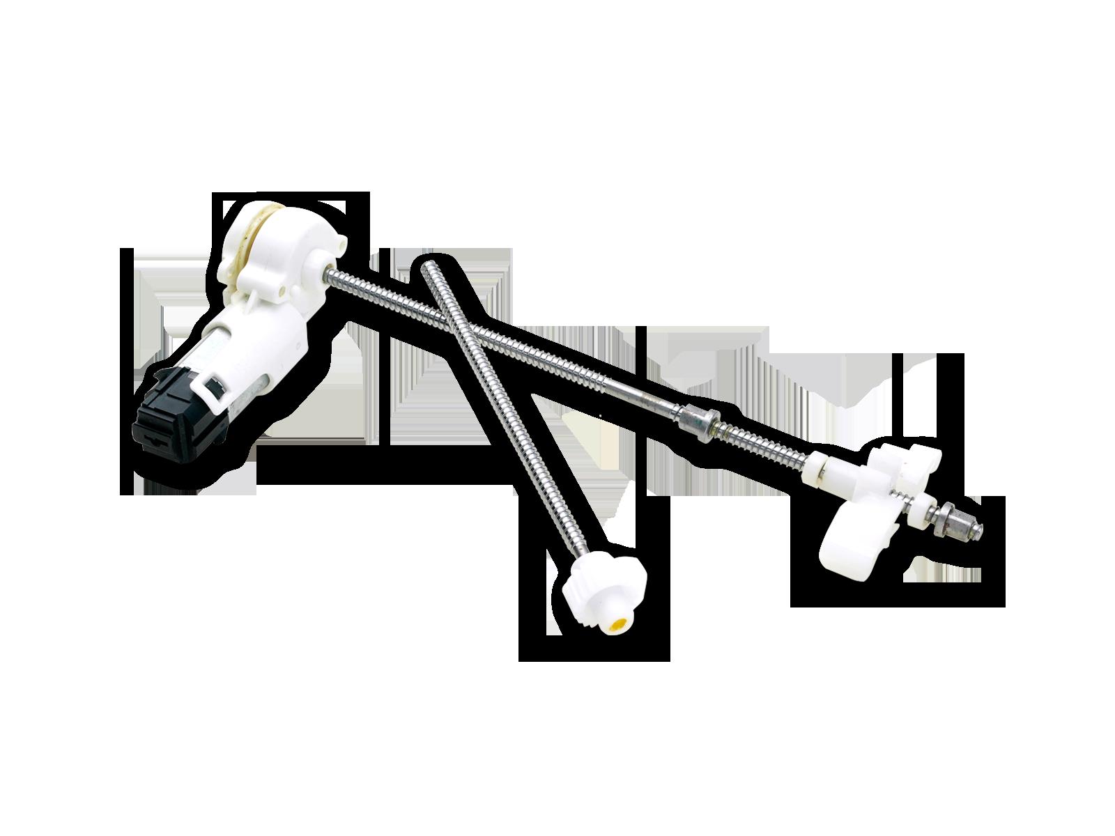 - High Quality Rolling Parts - Backrest shape adjusts ( Brose ) - 2,500,000pcs/yr Capacity - Rolling & Machining